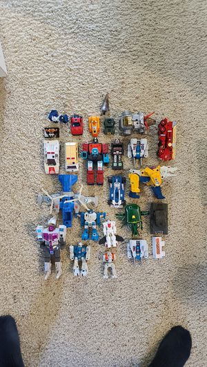 G1 transformers lot for Sale in Seattle, WA