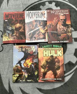 Marvel HC Graphic Novel bundle for Sale in Westfield, MA