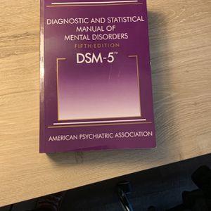 Dsm-5 for Sale in Buffalo, NY