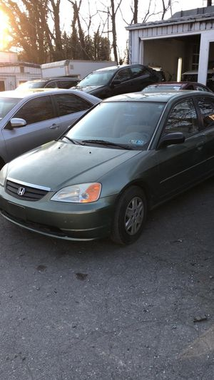 Honda civic 03 for Sale in Mount Airy, MD
