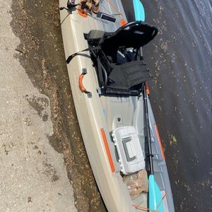 Lifetime Kayak (Teton Angler) for Sale in Bel Air, MD