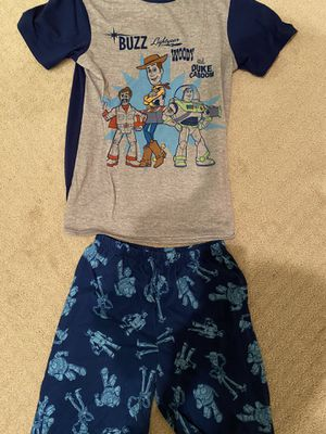 Big boy toy story pajamas size large for Sale in Rancho Cucamonga, CA