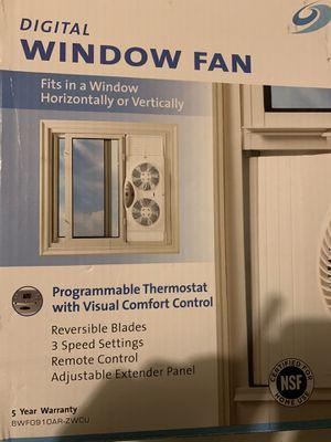 Window ac fan for Sale in Hayward, CA