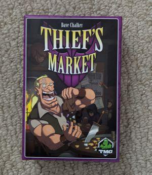 Thief's Market - Board Game for Sale in Falls Church, VA