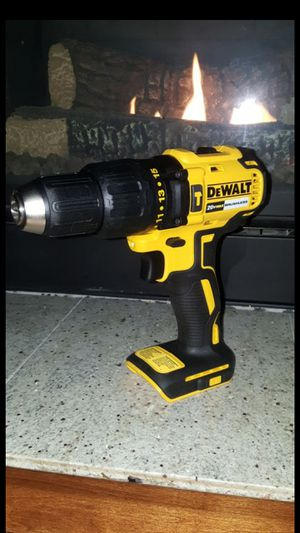 BRAND NEW! DeWALT BRUSHLESS hammer drill / drill driver for Sale in Renton, WA