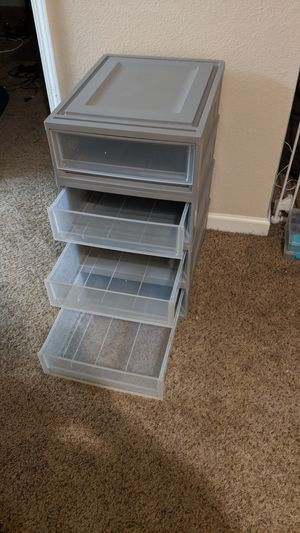 Plastic drawers for Sale in Hillsboro, OR