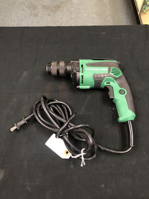 Metabo Corded Drill for Sale in Newport News, VA