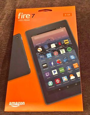 Amazon Fire 7 tablet for Sale in Palatine, IL