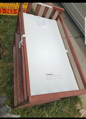 Changing table with mattress for Sale in Denver, CO