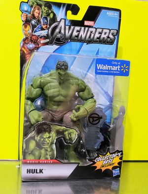 RARE Marvel's Avengers Walmart Exclusive HULK Action Figure/ New for Sale in The Bronx, NY