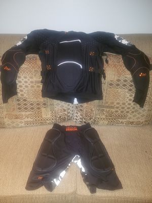 MOTORCYCLE PROTECTIVE GEAR SMALL for Sale in Rosemead, CA