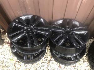 Mini Cooper Rims Black for Sale in Orlando, FL
