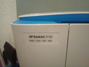 Hp deskjet3720 Print,copy,scan,web for Sale in Riverside, CA