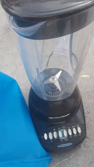 Hamilton beach blender for Sale in Chula Vista, CA