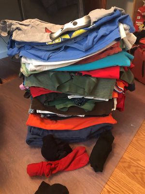 Free clothes for kids for Sale in Alta Loma, CA