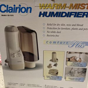 Warm-mist Humidifier for Sale in Bellevue, WA
