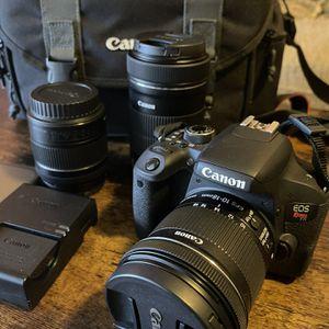 Canon T7i for Sale in Stockton, CA