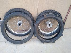 2013 Honda CRF 450R wheels for Sale in Phoenix, AZ