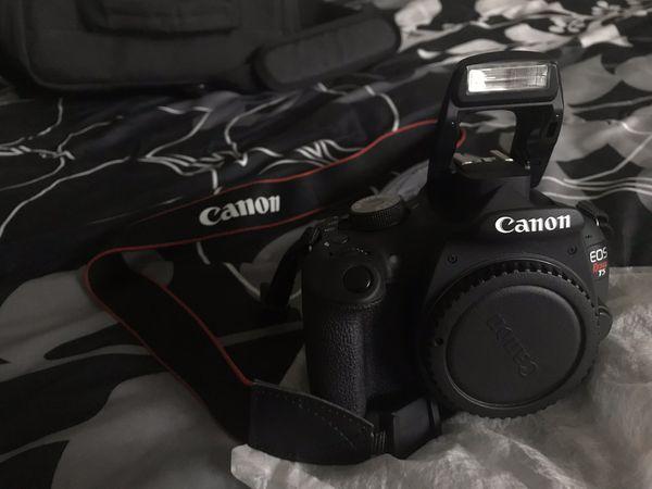 Canon Rebel T5 (Like New)
