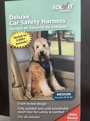 Dog Car safety harness for Sale in Rockville, MD