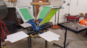 Screen printing equipment for Sale in Columbus, OH