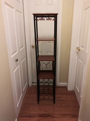Standing Wine Rack for Sale in Gaithersburg, MD