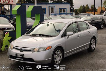 2007 Honda Civic Sdn for Sale in Everett,  WA