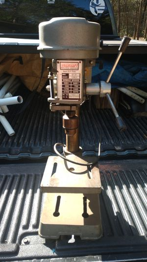 "Duracraft SP30 1/2"" Drill Press for Sale in Citrus Hills, FL"