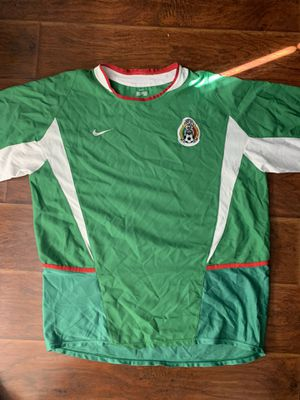 Vintage Nike Mexico Jersey for Sale in Los Angeles, CA