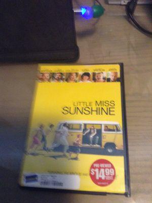 DVDs little miss sunshine for Sale in Hialeah, FL