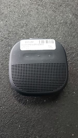 Bose speaker for Sale in Aurora, CO