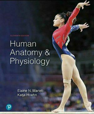 Human Anatomy and Physiology 11th ed by Elaine N. Marieb and Katja N. Hoeh 9780134580999 eBook PDF Free instant Delivery for Sale in Ontario, CA