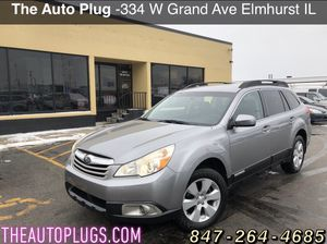 2011 Subaru Outback 2.5L 4 Cylinder AWD Premium Edition for Sale in Elmhurst, IL