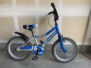 Kids bike Schwin cosmo 16 for Sale in Pleasanton, CA