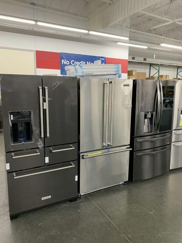 SAMSUNG Refrigerator 60-80%OFF MSRP