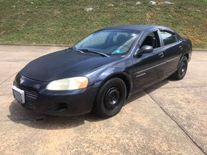 2001 dodge stratus for Sale in Elizabethton, TN