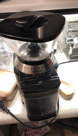 Cuisinart Burr Coffee Grinder for Sale in Golden, CO