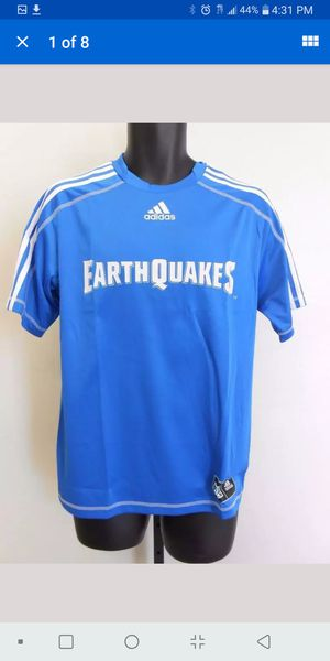 SJ Earthquakes Training Jersey M for Sale in San Jose, CA