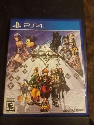Kingdom Hearts 2.8 PS4 for Sale in San Bernardino, CA