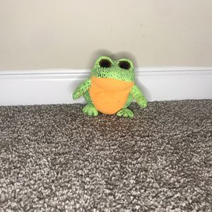 Frog Plushie for Sale in Lawrenceville, GA