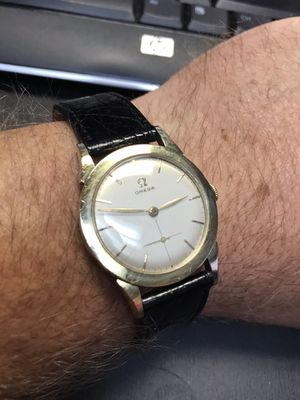 Vintage Omega men's sub second watch for Sale in St. Petersburg, FL