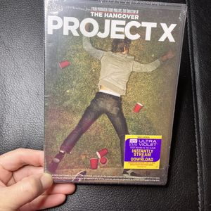 Project X DVD for Sale in Sunnyvale, CA