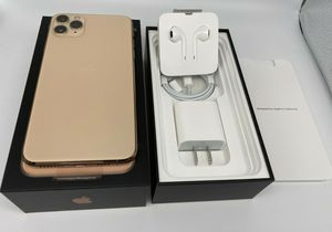 Apple iPhone 11 Pro Max - 512GB - Gold (Unlocked) for Sale in St. Petersburg, FL