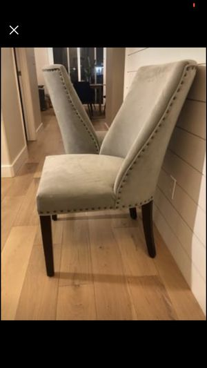Accent chairs (set of 2) for Sale in Bend, OR