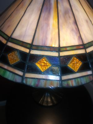 Antique glass lamp 40 for Sale in McDonough, GA