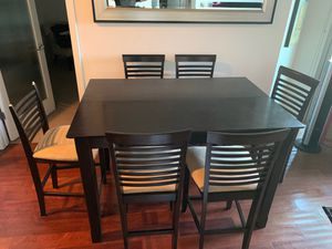 Kitchen table and chairs (6) for Sale in San Diego, CA