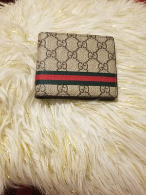 G❣leather wallet for Sale in Norcross, GA
