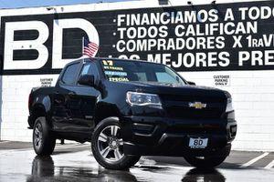 2017 Chevrolet Colorado for Sale in Sunland, CA