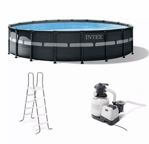 Brand New Intex XTR Ultra Frame 18ftx52in Pool for Sale in Macomb, MI
