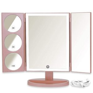 Cute Rose Gold Vanity Mirror for Sale in Commerce, CA